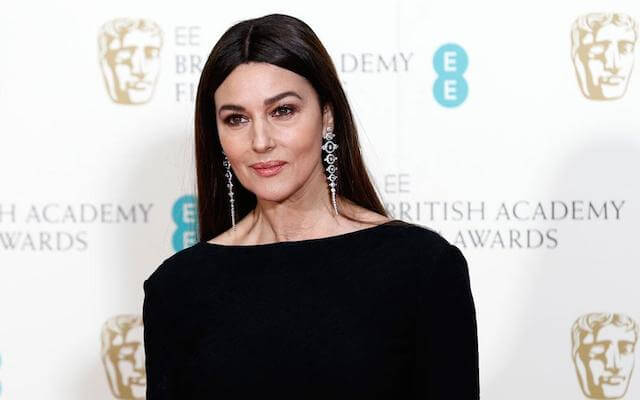 Monica Bellucci during BAFTA Awards 2015