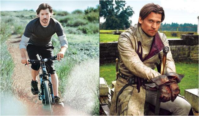 Nikolaj Coster–Waldau - Game Of Thrones Level Fitness