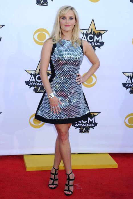 Reese Witherspoon at ACM Awards 2015