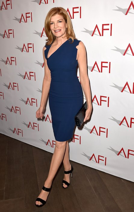 Rene Russo attends the 15th Annual AFI Awards at Four Seasons Hotel, Los Angeles at Beverly Hills on January 9, 2015