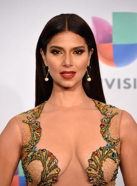 Roselyn Sanchez at 15th Annual Latin Grammy Awards in Las Vegas on November 20, 2014