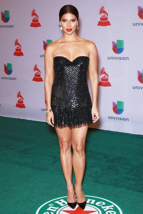 Roselyn Sanchez at 2014 Latin Grammy Awards