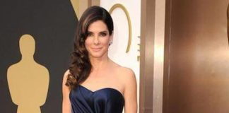 Sandra Bullock at Oscars 2015