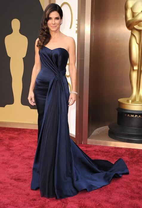 Sandra Bullock at Oscars 2015