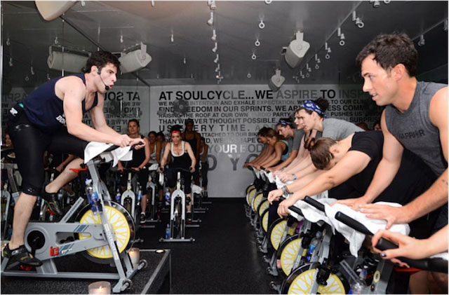 Spinning @ SoulCycle