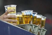Beer Sales in Brazil World Cup