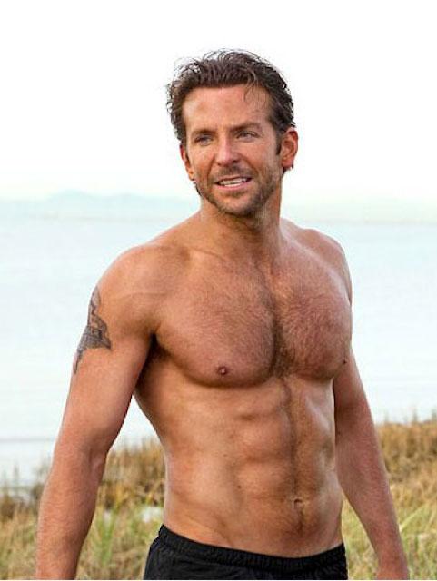 Bradley Cooper body