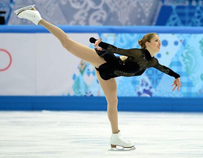 Carolina Kostner, Figure Skater, Italian