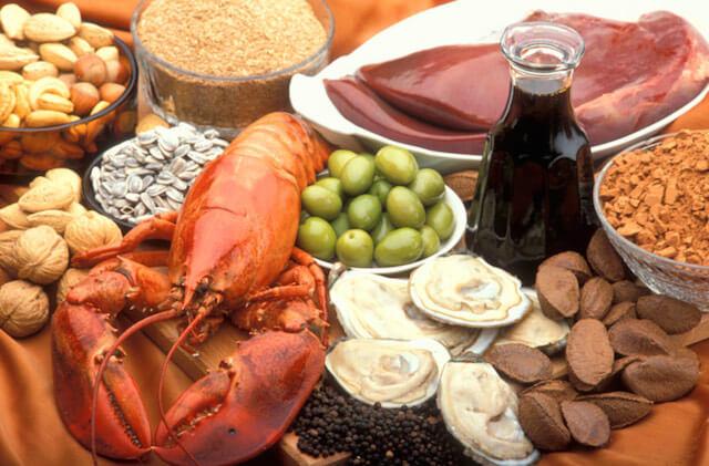 Eat Nutrient Rich Foods
