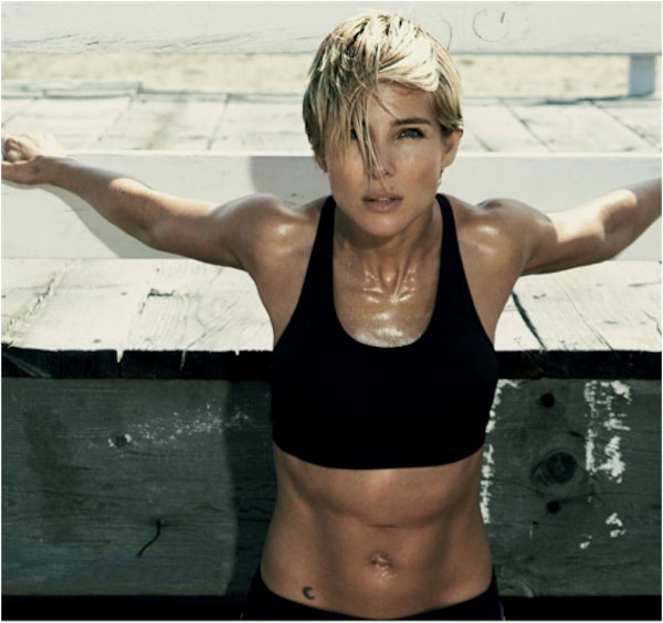 Elsa Pataky muscular