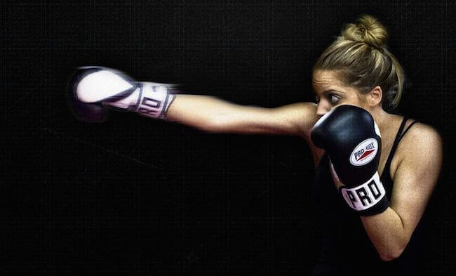 Get in shape before signing up for kickboxing