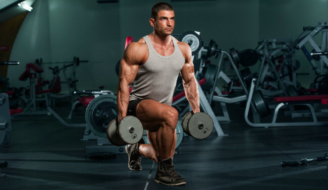 Get lunges right