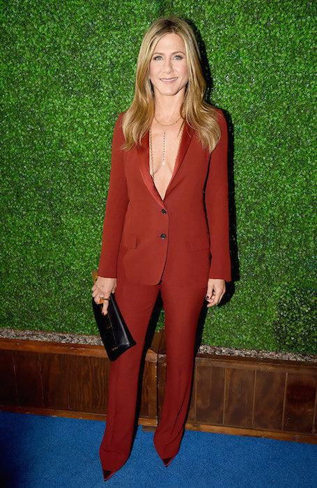 Jennifer Aniston during Critics Choice Awards 2015