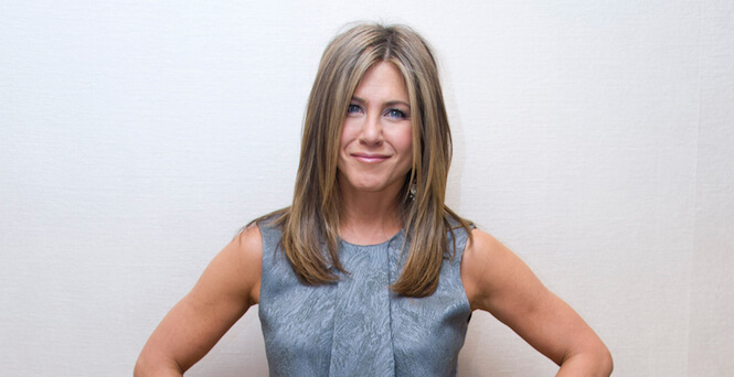 Jennifer Aniston for Horrible Bosses 2