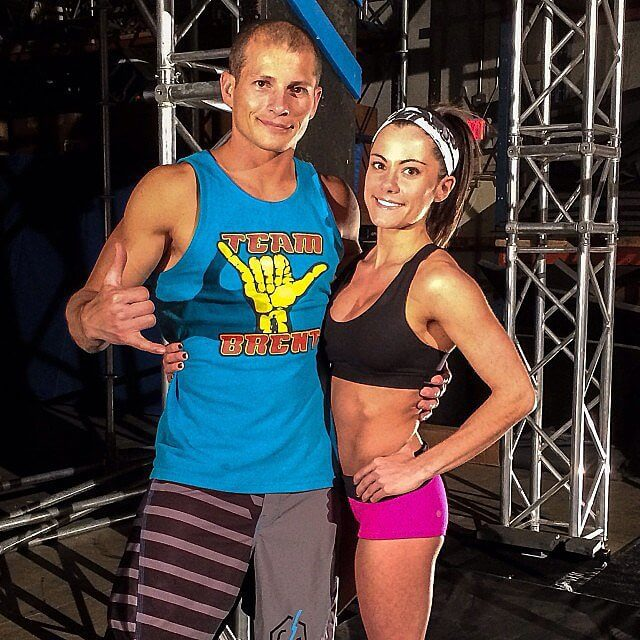 Kacy Catanzaro with boyfriend Brent Steffensen