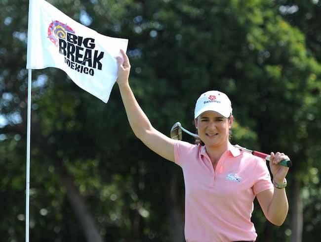 Lorena Ochoa, Golfer, Mexican