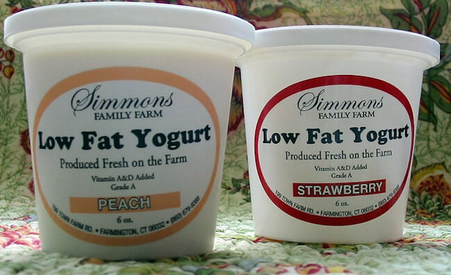 Low-Fat Packaged Foods