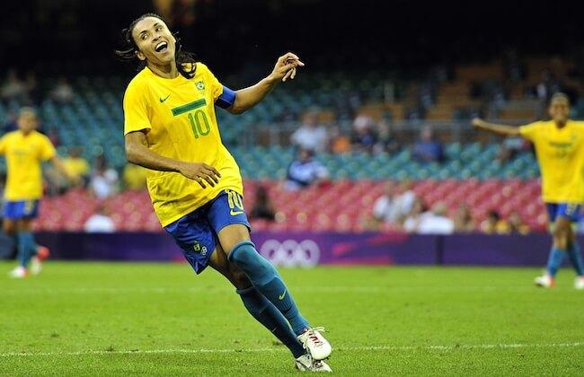 Marta Vieira da Silva, Footballer, Brazillian