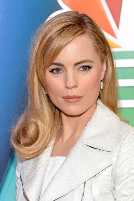 Melissa George appears at the 2015 NBC Upfront Presentation at Radio City Music Hall on May 11, 2015 in New York City