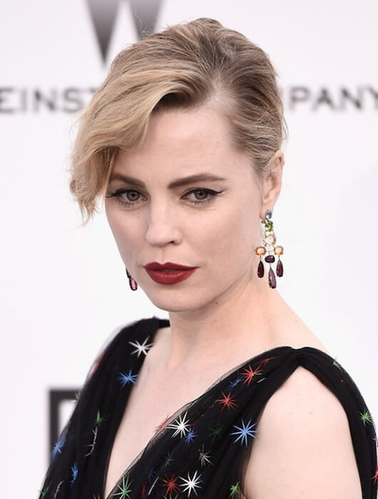 Melissa George attends amfAR's 22nd 'Cinema against AIDS' Gala in France in May 2015