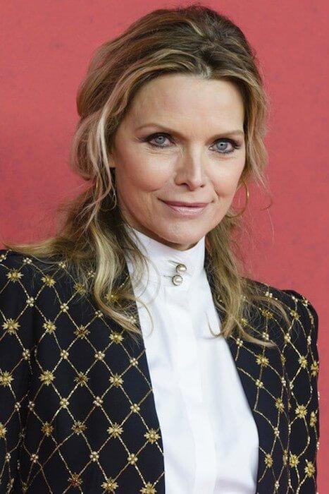 Michelle Pfeiffer attends the 'Malavita' premiere at Kino in der Kulturbrauerei on October 15, 2013 in Berlin, Germany