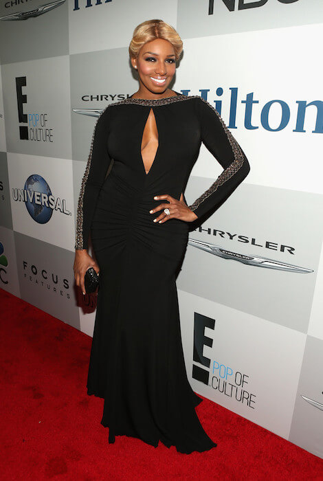 NeNe Leakes during Universal, NBC, Focus Features and E! Entertainment's 2015 Golden Globe Awards After Party
