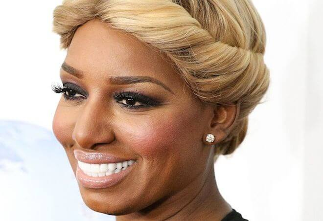 Nene Leakes at NBC, Universal's 72nd Annual Golden Globes After Party