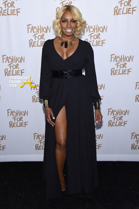 Nene Leakes has walked the runway for Naomi Campbell's Fashion For Relief