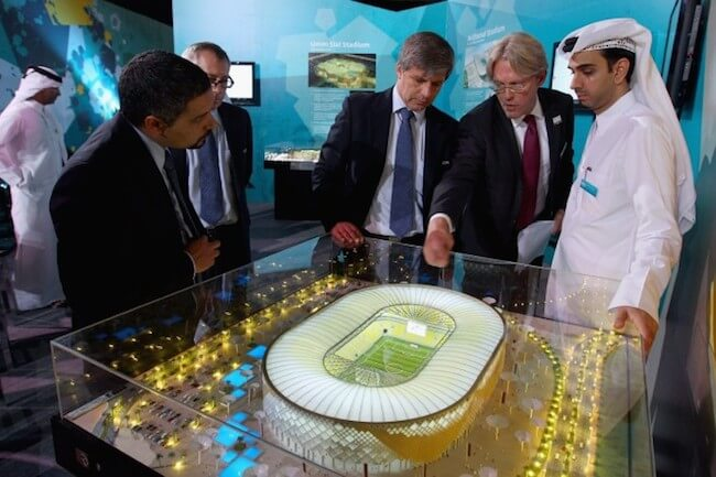 Qatar to Host 2022 World Cup