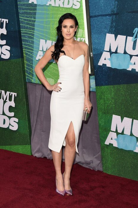 Rumer Willis at CMT Awards 2015