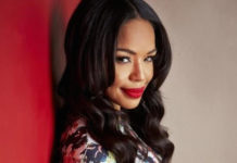 Sarah-Jane Crawford face close up