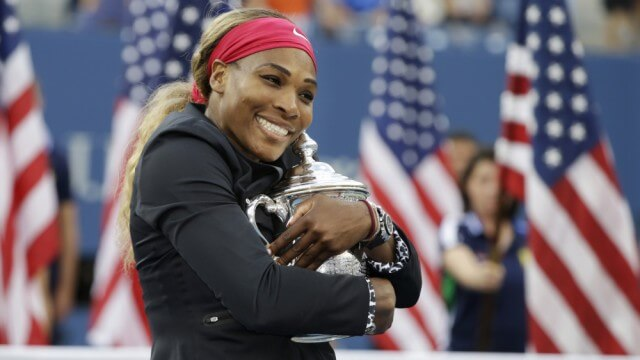 Serena Williams, Tennis, American