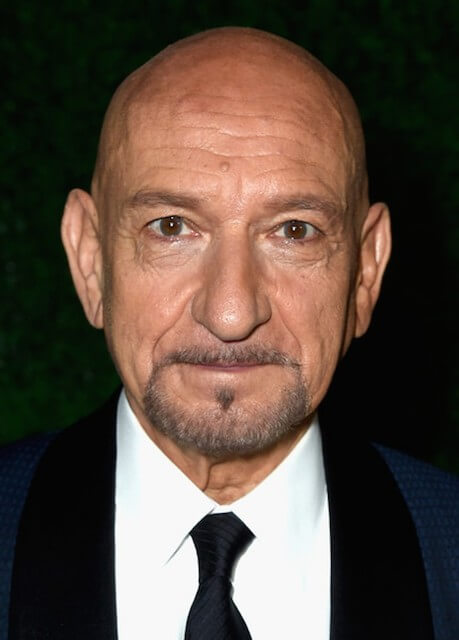 Sir Ben Kingsley attends the 20th annual Critics' Choice Movie Awards at the Hollywood Palladium on January 15, 2015 in Los Angeles, California