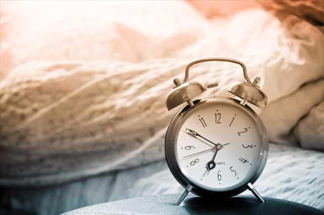 Sleep: The Right Habits