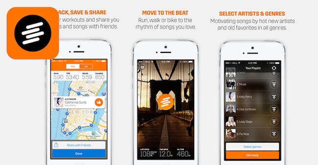 Spring Moves fitness app
