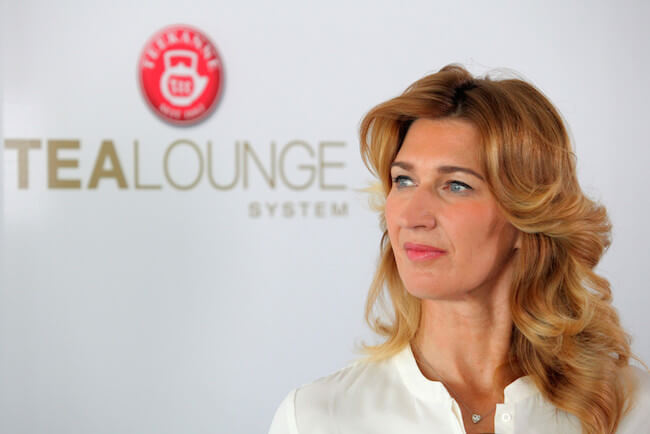 Steffi Graf, Tennis, German