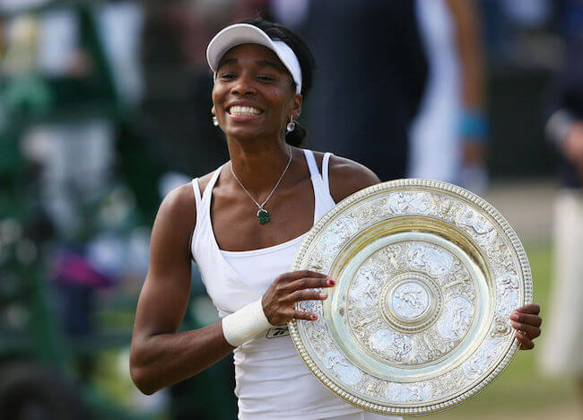 Venus Williams, Tennis, American