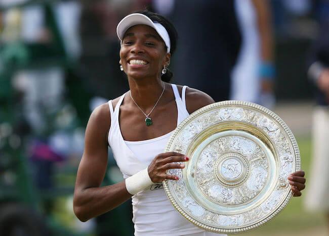 Venus Williams, Tennis, American