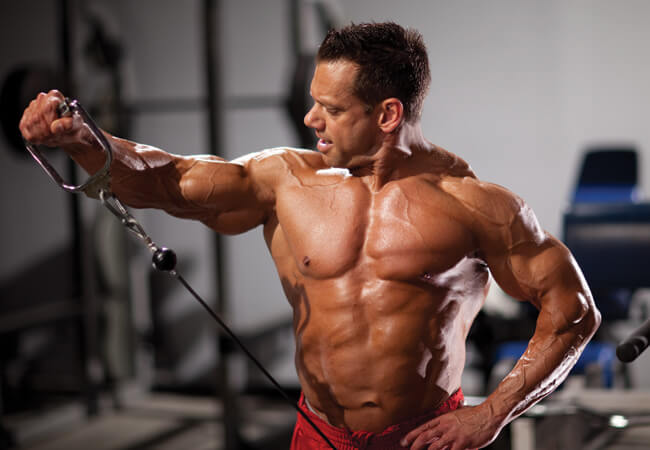 After Heavy Presses, Focus On Isolation Exercises