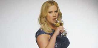 Amy Schumer... Can't I drink anything but smoothies?