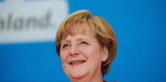 Angela Merkel Cover Image