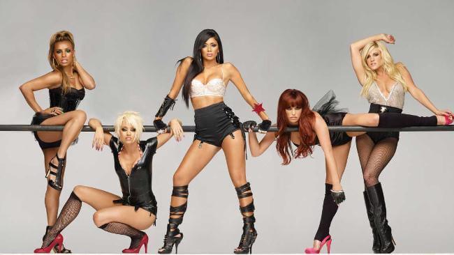 Former Pop girl group, Pussycat Dolls
