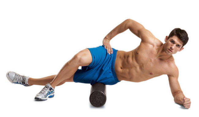 Avoiding foam rolling