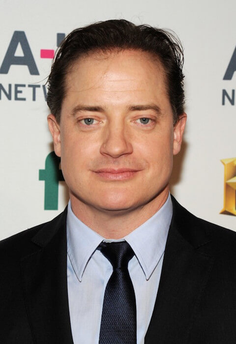 Brendan Fraser attends the 2014 A+E Networks Upfront on May 8, 2014 in New York City