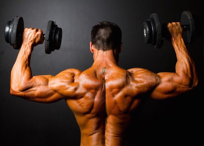 Build Bigger Shoulders