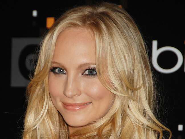 Candice Accola - Dawn to Dusk Salsa