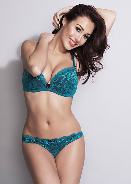 Chloe Goodman hot figure