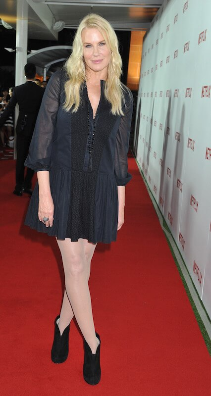 Daryl Hannah at Netflix Launch Party in Sydney in March 2015