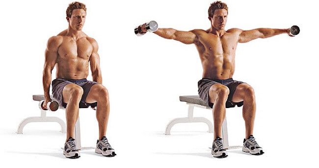 Do Lateral Raises