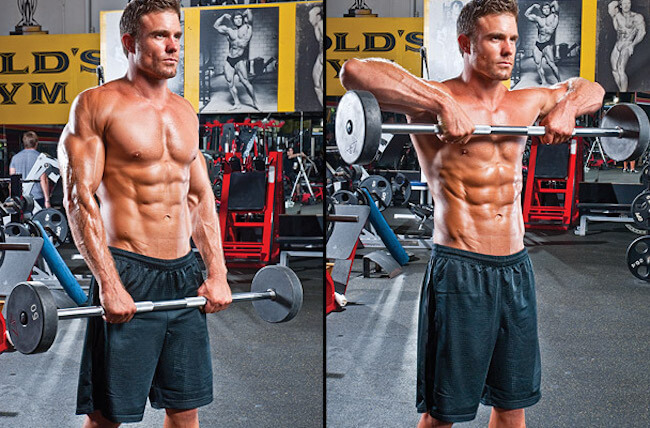 Do Upright Rows